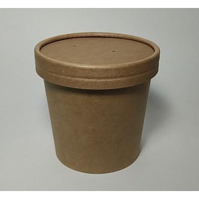 Ємність супна Екокрафт 350мл ( 500шт/уп)